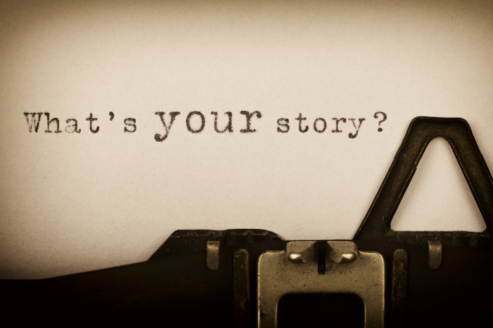 What's your story? – Self Publisher